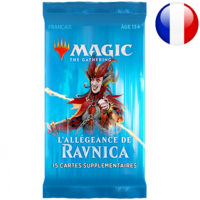 Booster Magic The Gathering : L'Allégeance De Ravnica (Francais)