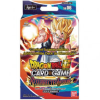 Deck de Démarrage Dragon Ball Super  Resurrected Fusion