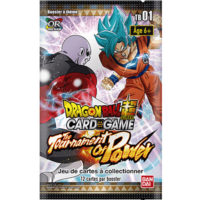 BOOSTER DRAGON BALL TB1 The Tournament Of Power  VF