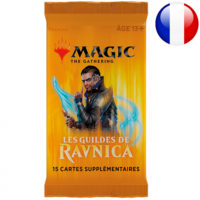 Booster Magic The Gathering : Les Guildes De Ravnica (Francais)