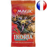 Booster Collector Magic The Gathering : Ikoria, La Terre Des Béhémoths (Francais)