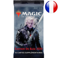 Booste Magic The Gathering : Edition 2020 (Francais)