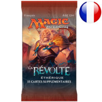 Booster Magic The Gathering : La Révolte Etherique (Francais)
