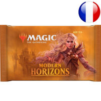 Booster Magic The Gathering : Horizons Du Modern (Francais)