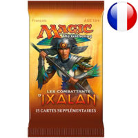 Booster Magic The Gathering : Les Combattants D'ixalan (Francais)