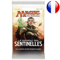 Booster Magic The Gathering : Le Serment Des Sentinelles (Francais)