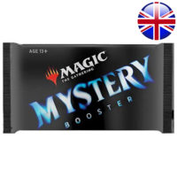 Booster Magic The Gathering : Mystery (Anglais)
