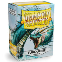 Dragon Shield – 100 protèges cartes standard : Turquoise