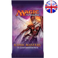 Booster Magic The Gathering : Iconic Masters (Anglais)