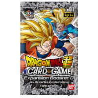 BOOSTER DRAGON BALL – EXPANSION BOOSTER 01 VF