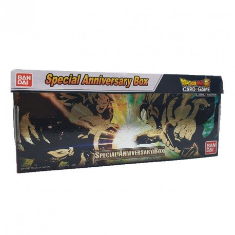 DRAGON BALL SPECIAL ANNIVERSARY BOX VF