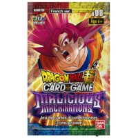 BOOSTER DRAGON BALL SÉRIE 8 MALICIOUS MACHINATIONS VF