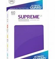 Ultimate Guard 60 pochettes Supreme Mini UX Violet