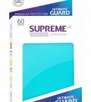 Ultimate Guard 60 pochettes Supreme Mini UX Aigue Marine