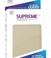 Ultimate Guard 60 pochettes Supreme Mini UX Sable