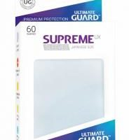 Ultimate Guard 60 pochettes Supreme Mini UX Frosted