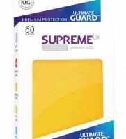 Ultimate Guard 60 pochettes Supreme Mini UX Jaune