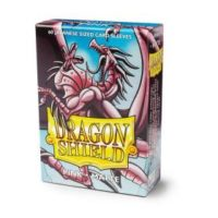 Dragon Shield – 60 protèges cartes Mini : Rose Mat