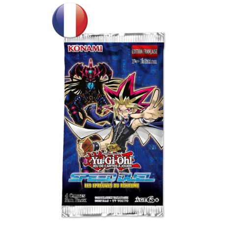 Booster Speed Duel Epreuves du Royaume