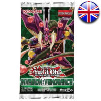 Booster Yu-Gi-Oh! : Invasion Vengeance (Anglais)