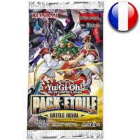 Booster Yu-Gi-Oh! : Pack Etoile – Battle Royal (Français)