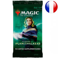 Booster Magic The Gathering : La Guerre Des Planeswalkers (Francais)