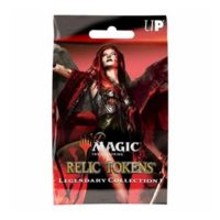 BOOSTER MTG RELIC TOKENS LEGENDARY COLLECTION VO
