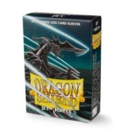 Dragon Shield – 60 protèges cartes Mini : Jet Mat