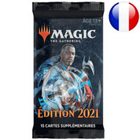 Booster Magic The Gathering : Edition 2021 (Francais)