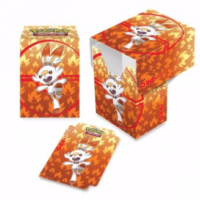"ULTRA PRO Pokémon 1x Deck Box ""Flambino"""