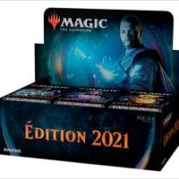 BOITE DE 36 BOOSTERS ÉDITION DE BASE 2021 – MAGIC FR