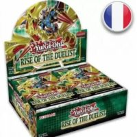 BOITE DE 24 BOOSTERS L'ASCENSION DU DUELLISTE YU-GI-OH! FR