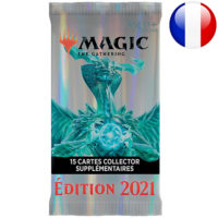 Booster Collector Magic The Gathering : Edition M21 (Francais)