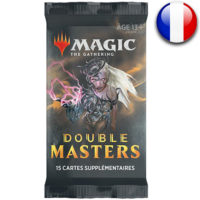 Booster Magic The Gathering : Double Masters (Français)
