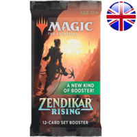 Booster D'extension Magic The Gathering : Renaissance De Zendikar (Anglais)