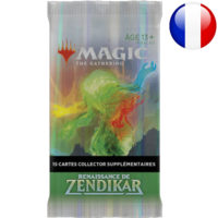 Booster Collector Magic The Gathering : Renaissance De Zendikar (Francais)