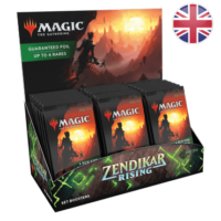BOITE DE 30 BOOSTERS D'EXTENSION RENAISSANCE DE ZENDIKAR – MAGIC EN