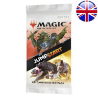 Booster Magic The Gathering : Jump Start (Anglais)