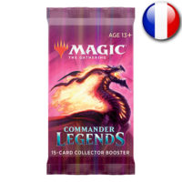 Booster Collector Magic The Gathering : Commander Legendes (Francais)
