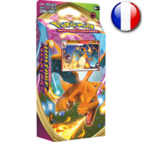 Deck Pokémon Voltage Eclatant : Dracaufeu
