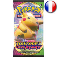 Booster Pokémon : Voltage Eclatant