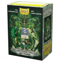 Dragon Shield : 100 Proteges Cartes Standard : King Mothar Vangard