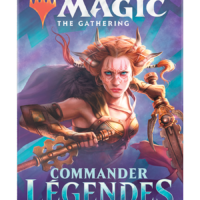 Booster Magic The Gathering : Commander Legendes (Précommande : Date de Sortie 20/11/20)