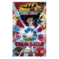 Booster Dragon Ball Super Card Game B11 : Unison Warrior Vermilion Bloodline