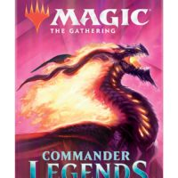 Booster Collector Magic Magic The Gathering : Commander Legendes (Précommande : Date de Sortie 20/11/20)