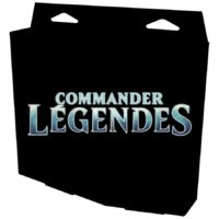 Lot de 2 Decks Commander Differents : Commander Legendes (Précommande : Date de Sortie 20/11/20)