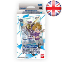 Deck De Demarrage Digimon Card Game : Cocytus Blue (Anglais)