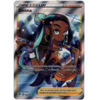 CARTE POKEMON DONNA FULL ART 183/185 FRANCAISE