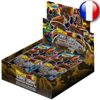 Boite de 24 Boosters Dragon Ball Super Card Game : Unison Warrior – Expansion Booster 03