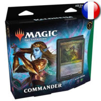 Deck Commander Magic The Gathering : Kaldheim – Elven Empire (Francais) (Précommande : Date de Sortie le 05 Fevrier)